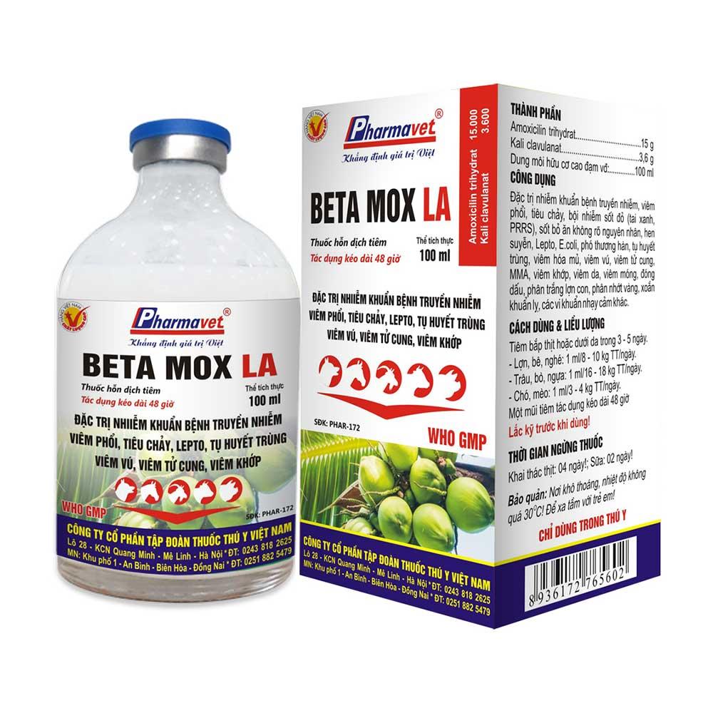 BETA MOX LA